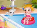 Baby Hazel Summer Fun – Summer and Sun