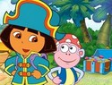 Dora's Pirate Boat Treasure Hunt – Dora the Explorer Game