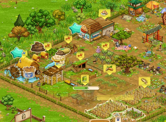 Goodgame Big Farm – Farm Simulation Game Goodgame Big Farm