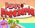 Papa's Freezeria – Make Ice cream