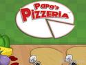 Papa's Pizzeria – Bake pizzas