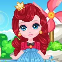 little princess fashion salon0