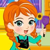 princess anna easter treats