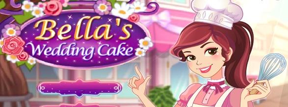 Bellas Wedding Cake Food Factory Screen Shots