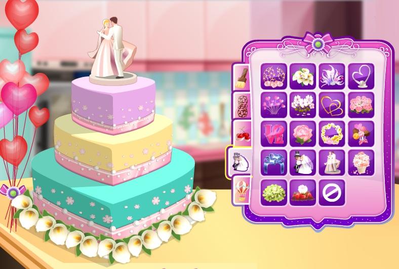 Bellas Wedding Cake Food Factory