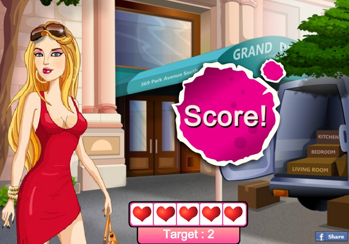 dating frenzy game online
