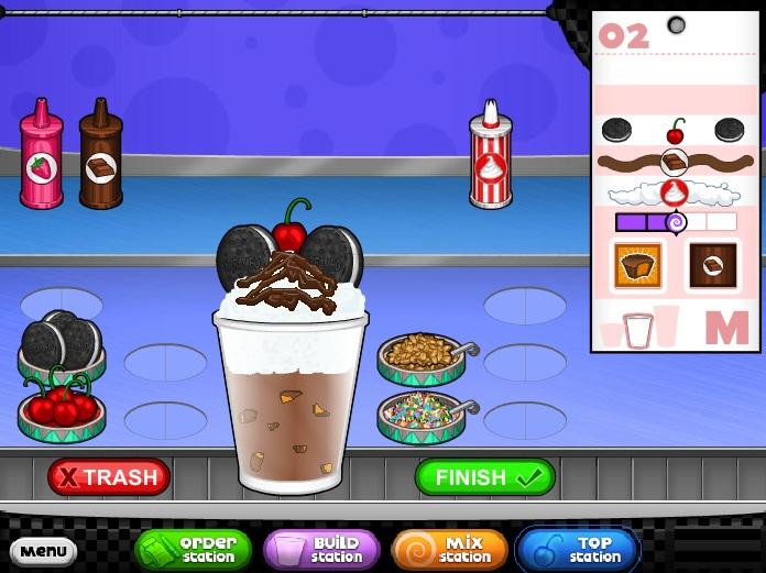 papa s ice cream