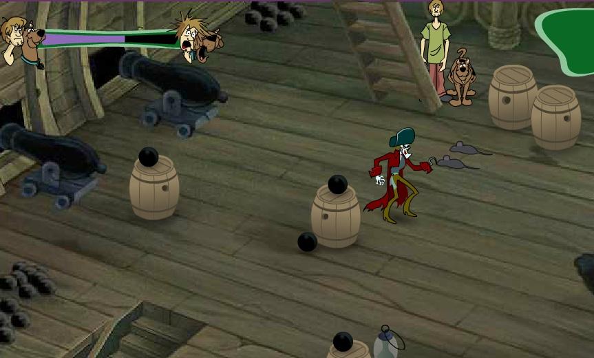 Scooby Doo Adventures Episode 4 Pirate Ship Of Fools