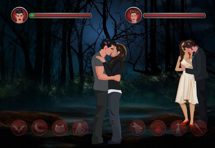 virtual dating games walkthrough
