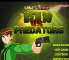 Ben 10 vs Predators – Kids Game