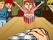 Frat Boy Beer Pong – Drinking Game