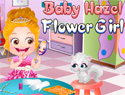Baby Hazel Flower Girl – Girls Game