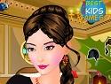 Beautiful Princess Christmas Dressup