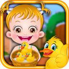 baby-hazel-duck-life