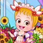 baby-hazel-florist-dressup