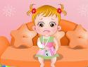 Baby Hazel Hand Fracture – Girls and Babies