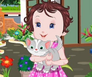 Baby Lisi Cat Rescue – Girls games