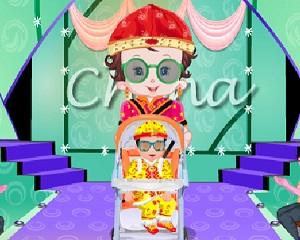 Baby Lisi Fashion Show