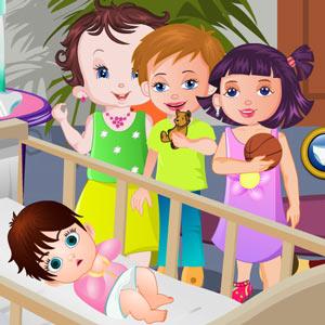 Baby Lisi NewBorn Sister