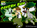 Ben 10 Cavern Run – Adventure
