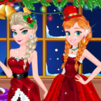 Frozen-Christmas-Party
