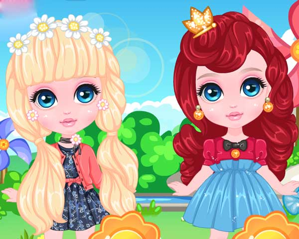 Little Princess Fashion Salon