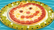 Jack-O'-Lantern Pizza – Pizza Game