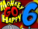 Monkey GO Happy 6 – Monkeys and Puzzles