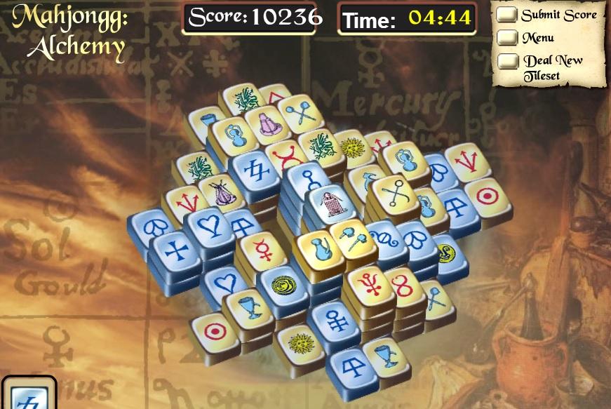 Mahjong Alchemy Net