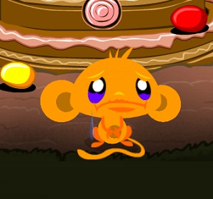 Monkey GO Happy Easter  - Skill game