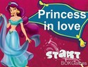 Princess in Love – Dressup Disney's Jasmine