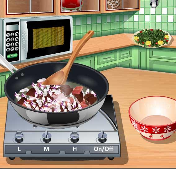 Sara's Cooking Class: Christmas Dinner