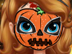 Sofia Halloween Face Art – Girls Game