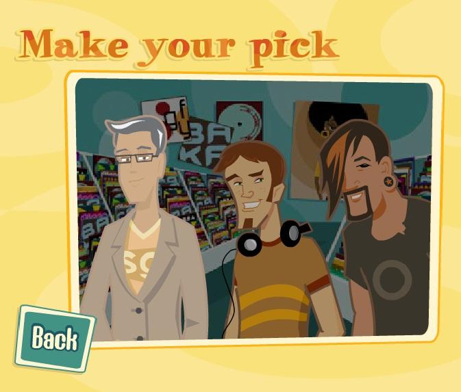 Walkthrough vdategames zoe Virtual Dating